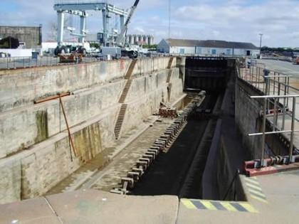 Dry dock N°2