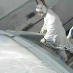 Plastering and painting operations