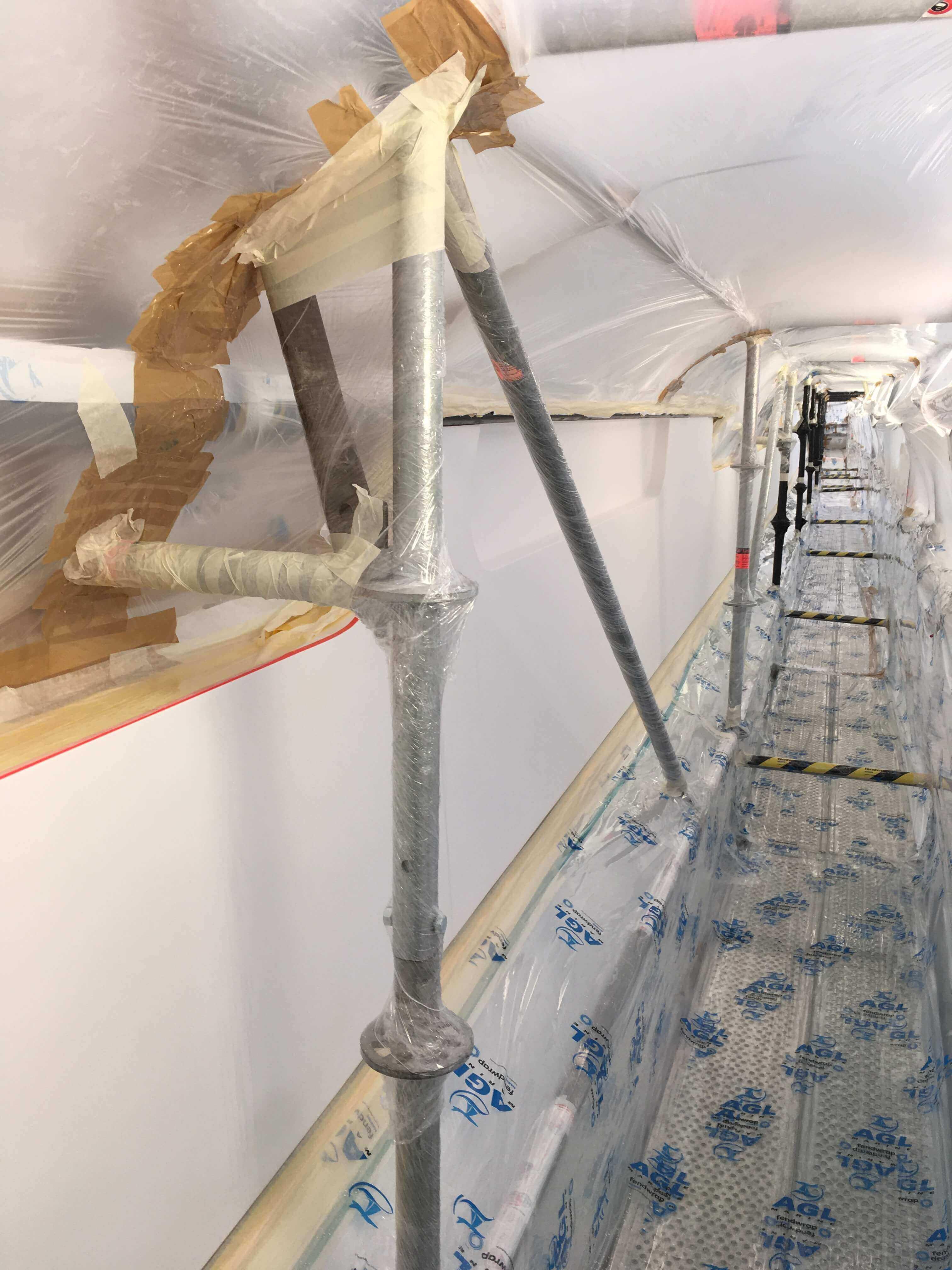 Superstructure repaint 1