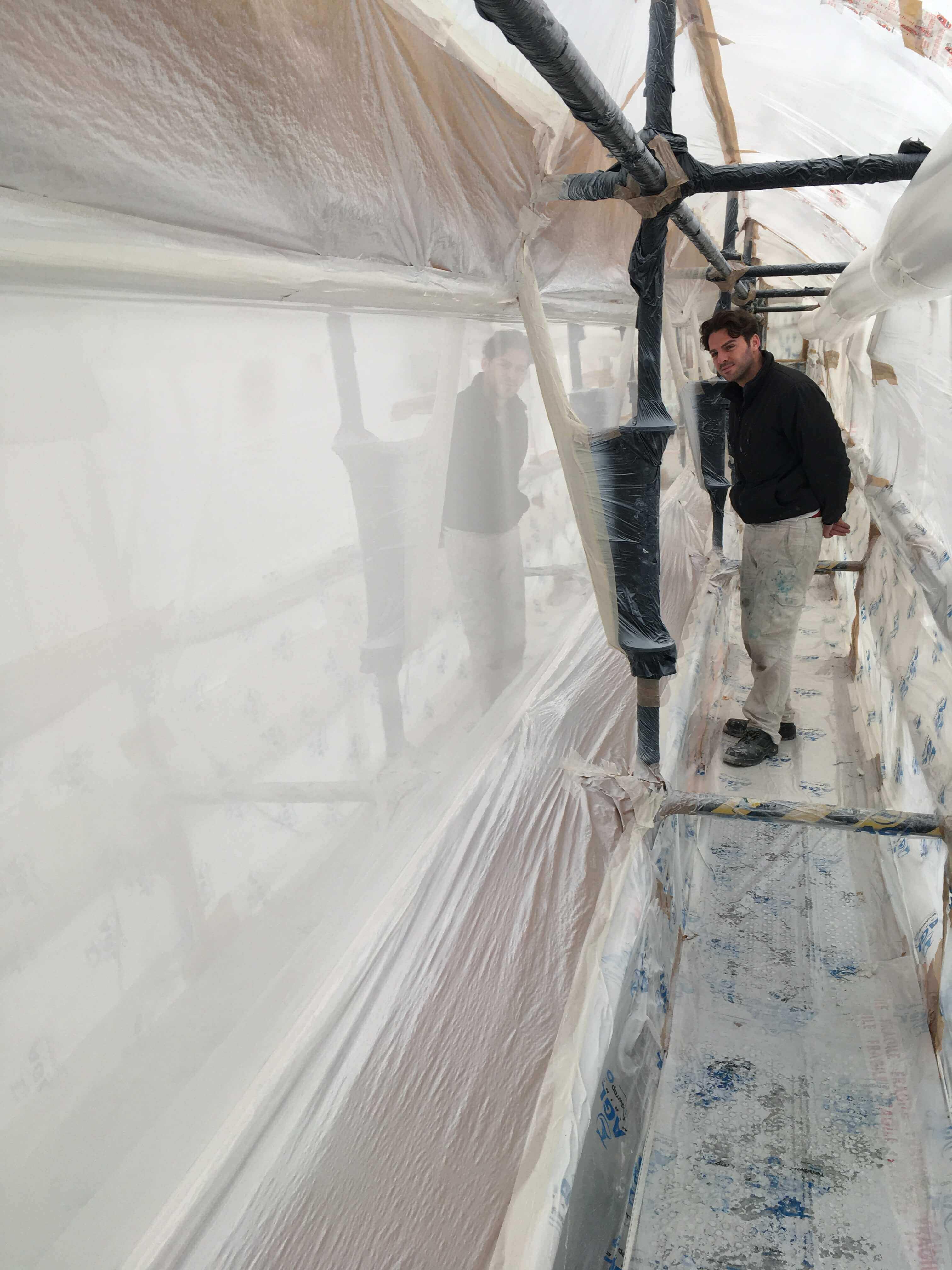 Superstructure repaint 2